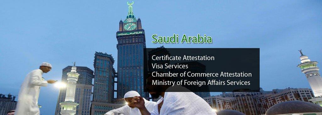Saudi Visa Stamping, Saudi Visa Stamping from India, Visa